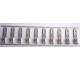 Faston-konektor 6,3mm STOCKO, kabel 2,5mm2, balení 10ks
