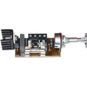 Triakový regulátor 0 až 100% 230V/2(6A) STAVEBNICE