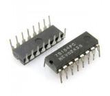 75154 - 4x linkový zesilovač, DIP16 /75154PC/