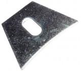 Úchyt pro repro kovový, l=15mm