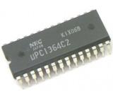 uPC1364C2 - obvod pro TV, DIP28