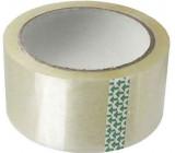 Lepící páska - izolepa průhledná 48mm/66m