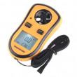 Anemometr - digitální měřič rychlosti větru a teploty GM8908
