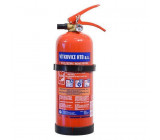 Hasící přístroj práškový 2kg (13A 89 B/C) ABC (plastový ventil)