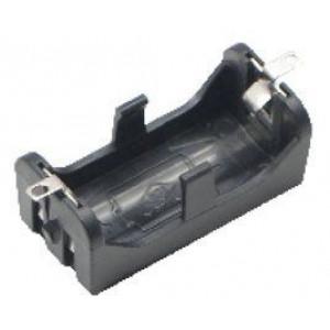 Držák baterie CR123 s pájecími očky