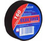 Textilní páska 0,25 x 19mm x 10m černá ANTICOR