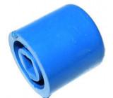 Hmatník pro isostat , průměr 12mm, l=12mm, modrý