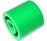 Hmatník pro isostat , průměr 12x12mm, zelený