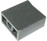 Hmatník pro isostat tmavě šedý 15x17x8mm