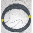 Vodič-lanko 0,25mm2 černý, balení 100m