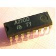 A270D - videozesilovač, /TBA970/ DIL16