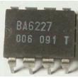 BA6227- řízení motoru DC, DIP8