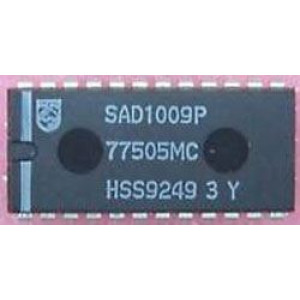 SAD1009P - univerzal DAC pro VCR, DIL24