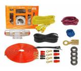Napájecí a signál.kabely k autozesilovači LEXTON