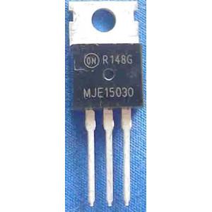 MJE15030 - NPN 150V/8A, 50W, TO220