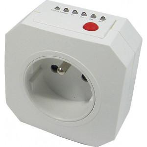 Časový spínač, spínací zásuvka 230V s rozsahem 15min-15hod a 45min