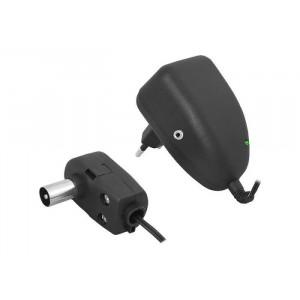 Napáječ, síťový adaptér 12V/0,1A s antenní výhybkou, + 5V DC, 1,8m