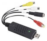 Konvertor analogové video+zvuk na digitální - USB 2.0