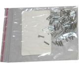 Dutinka pro kabel 0,75mm2 celokovová (EN7506), balení 100ks