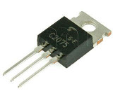 2SC2075 N 80V/4A 10W, 100MHz, TO220