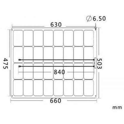 fotovoltaick u00fd sol u00e1rn u00ed panel 12v  50w flexibiln u00ed ecoflex
