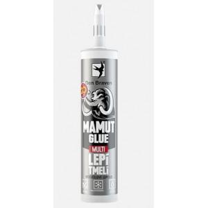 Lepidlo MAMUT GLUE Multi Den Braven, 290 ml, bílý