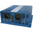 Měnič napětí 24V/230V 2000W, CARSPA SK2000 čistá sinus. D.O.drátové