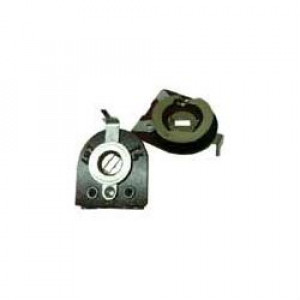 10k - TP041, trimr lakosazový ležatý, RM=10x17,5mm