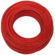 Solární kabel H1Z2Z2-K, 4mm2, 1500V, červený, balení 100m