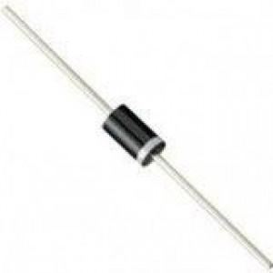 KY130/600 dioda uni 600V/0,3A DO41 bílý proužek