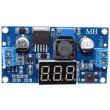 Napájecí modul, step-down měnič 2A s LM2596+LED displej