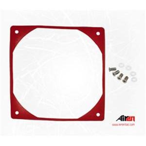Antivibrační rámeček na ventilátor 92x92mm+4xšroubek DOPRODEJ