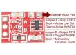 Dotykový kapacitní spínač TTP223