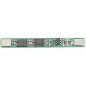 Ochranný obvod pro 1 Li-Ion článek 18650, proud do 2A