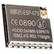 Modul WiFi ESP8266 ESP-07S