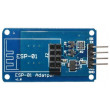 ESP8266 - adaptér pro ESP-01, modul 3,3 i 5V