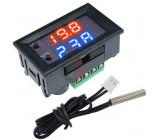 Digitální termostat W1209WK, -50 až 110°C /W2809/