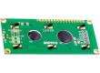 Displej LCD1602A, 16x2 znaků, modré podsvícení