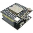 Modul WiFi ESP8266 ESP-12F, vývojový modul se základnou a tlačítky