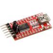 Převodník USB/TTL, modul s FT232RL