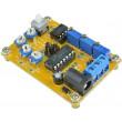 Signální generátor sinus, delta a obdélník 10Hz-300kHz s ICL8038