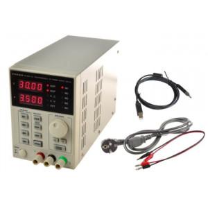 Laboratorní zdroj KORAD KA3005P programovatelný, digitální s pamětí