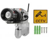 Atrapa kamery IR CCD s detekcí pohybu