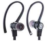 Sportovní stereo sluchátka SEP BLACK MIC SPORT N TALK SENCOR