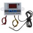 Digitální termostat XH-W3001, -50 až +110°C, napájení 24V
