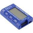 Chytrý tester článků a baterií NiMH, LiPol,LiIon,LiFe 5 in 1