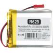 Akumulátor LiPo 3,7V/2500mAh 505070 /Nabíjecí baterie Li-Pol/