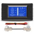 Chytrý tester baterií PZEM015, rozsah 0-200V, 0-100A