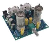 Elektronkový předzesilovač stereo - STAVEBNICE
