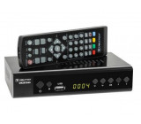 Set-top box DVB-T/T2, H.265 přijímač CABLETECH URZ0336A